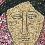 Mosaico Mimmo Paladino Mar