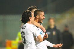 Il Ravenna crolla nel derby di Cesena