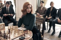 Beth Harmon Anya Taylor-Joy Queen Gambit