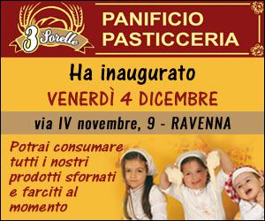 PANIFICIO PASTICCERIA 3 SORELLE MR 02 – 31 01 21