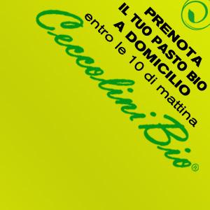 CECCOLINI CORNER PASTO A DOMICILIO 19 – 30 04 21