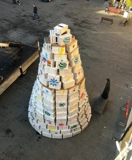 L'albero Di Natale Di Massa Lombarda (1)