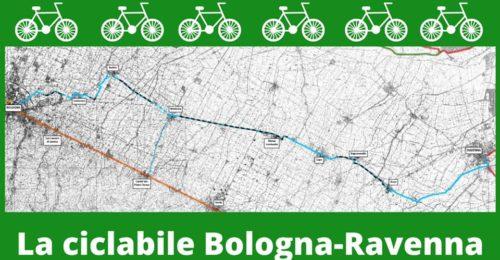 Ciclabile Bologna Ravenna