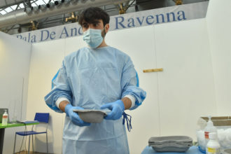 CAMPAGNA VACCINALE PALA DE ANDRE' RAVENNA