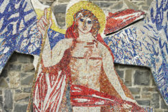 Arcangelo Mosaico Saetti
