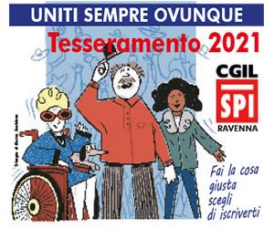 SPI CGIL CAMPAGNA TESSERAMENTO BILLB 01 02 – 07 03 2020