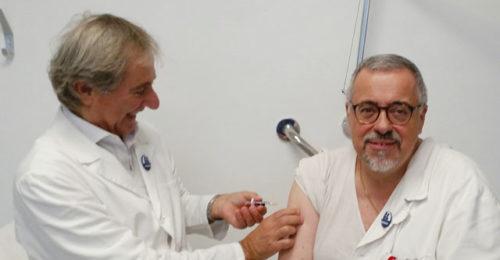 Vaccinazione Falcinelli