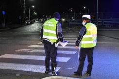 INCIDENTE MORTALE AUTO PEDONE VIA MARCONI A FAENZA (RA)