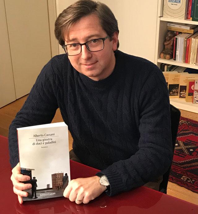 Alberto Cassani Nuovo Libro