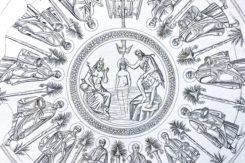 Garucci Mosaici Battistero Ariani