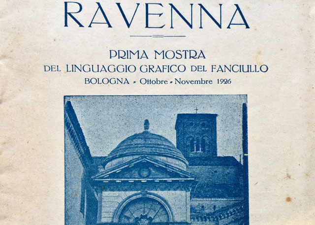 Opuscolo Antropologia Ravennate