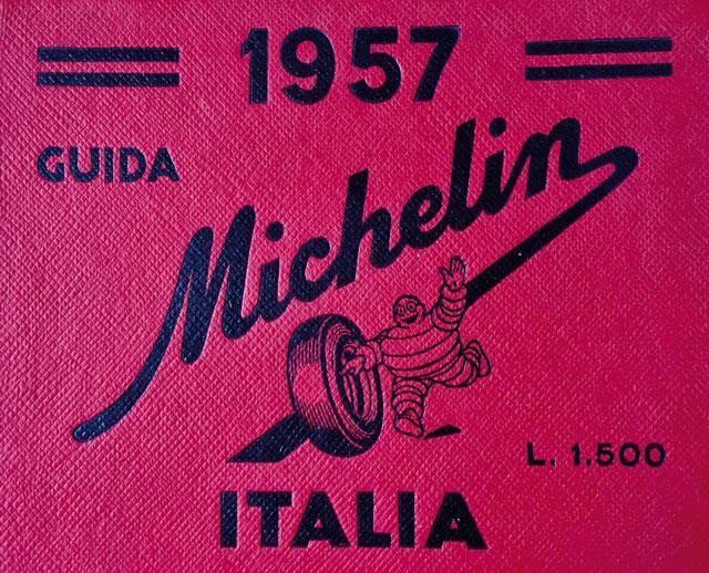Prima Guida Michelin Italia Ravenna