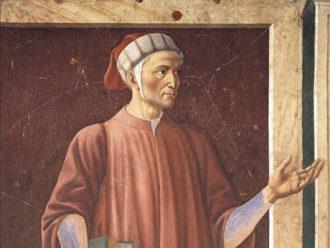 Andrea Del Castagno Dante