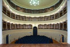 Interno Teatro Comunale Russi