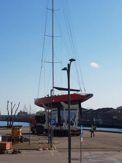 barca moro venezia