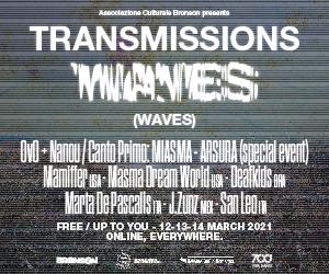 BRONSON TRANSMISSIONS – HOME BILLB 08 – 14 03 21