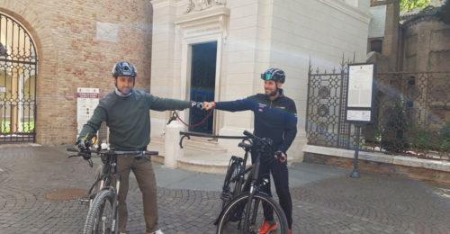 21 04 16 Roberto Fagnani E Patrick Martini
