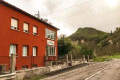 casa cantoniera museo gesso