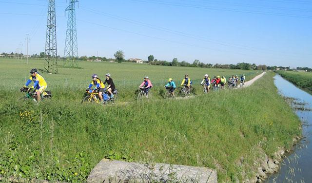 Trail Romagna Bici