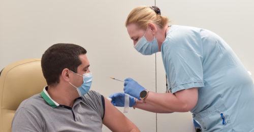 Vaccino sindaco