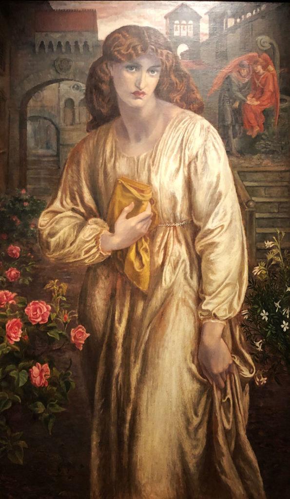 Dante Gabriel Rossetti Beatrice