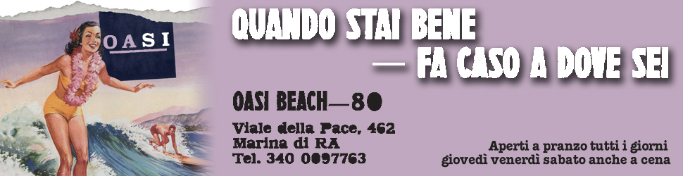 OASI BEACH – BILLB MID 21 06 – 15 08 21