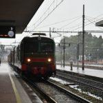 Treno Dante a Ravenna