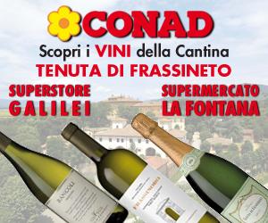 CONAD VINI TENUTA DI FRASSINETO MR 14 07 – 30 09 21