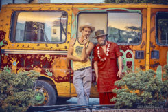 Miserable Man Matamuta bus