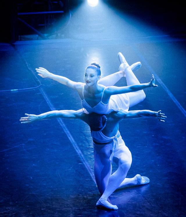 Stravinskys Love Ballerini