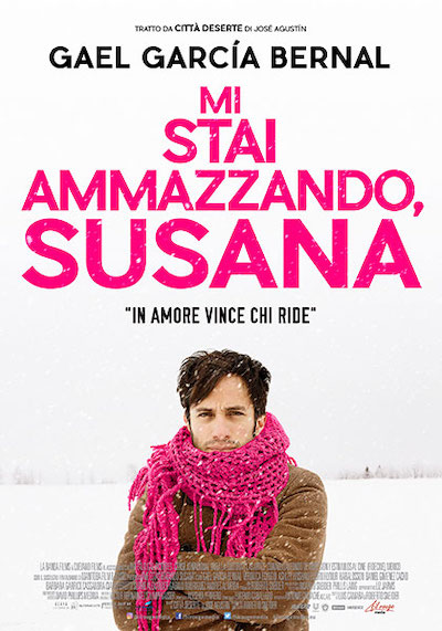 Mi Stai Ammazzando, Susana