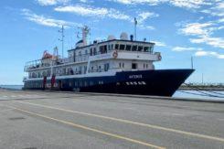 Artemis Ravenna Cruise Port