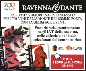RAVENNA E DANTE RIVISTA MRT 06 08 – 31 10 21