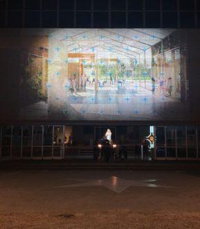Parco Urbano Videoproiezioni1