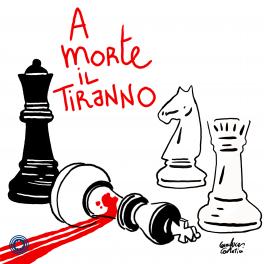 A MORTE IL TIRANNO ROTELLA Min Scaled 264x264