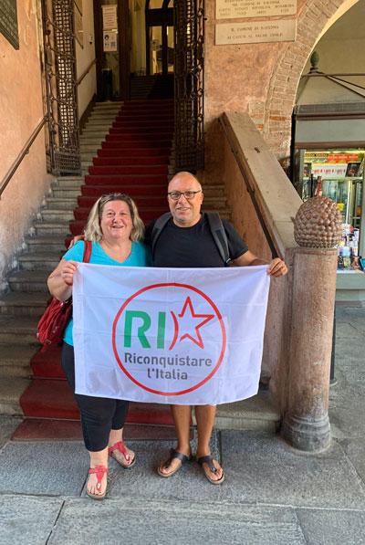 Rossini Riconquistare Italia