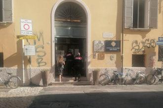 Carabinieri Liceo Severini