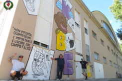 Murales Basket Faenza