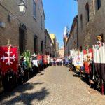 Ravenna Per Dante Gonfaloni
