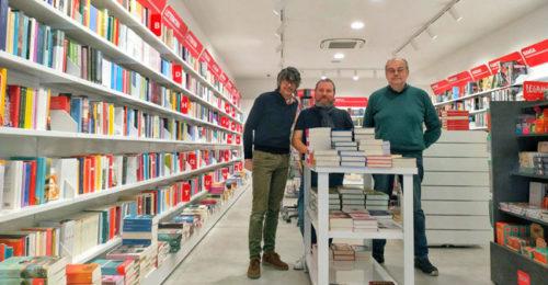 Team Mondadori Bookstore Ravenna