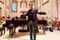 YME Orchestra Mago Casanova