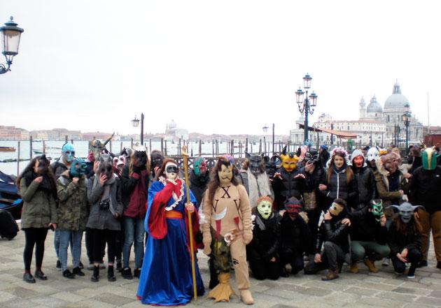 Mariola a Venezia