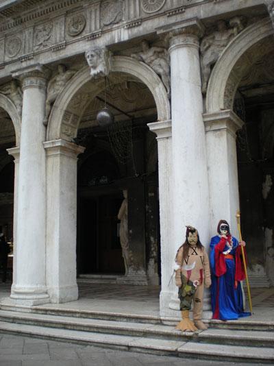 Ravenna al carnevale Venezia