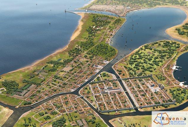 Ravenna nell'epoca augustea